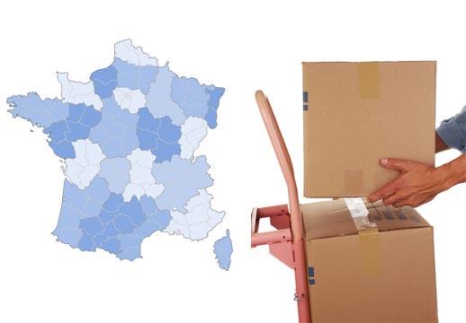 Déménageurs de toute la France